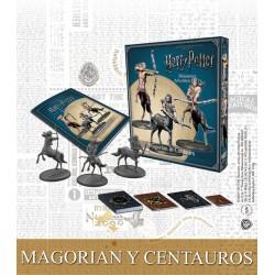 MAGORIAN Y CENTAUROS ESPA