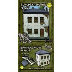 European House model 2 ( Rustic Land France)