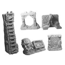 Dungeon mines