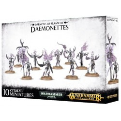 DIABLILLAS DE SLAANESH