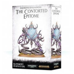 DAEMONS/SLAANESH: THE CONTORTED EPITOME