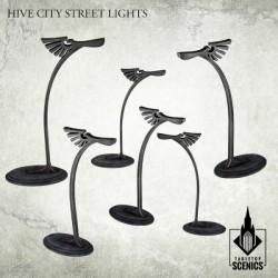 HIVE CITY STREET LIGHTS