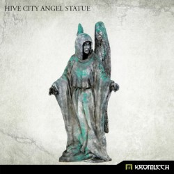 HIVE CITY ANGEL STATUE