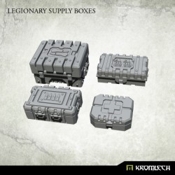 LEGIONARY SUPPLY BOXES (4)
