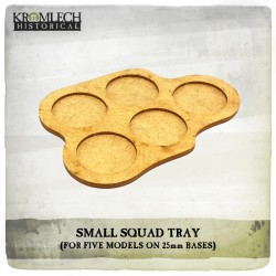 SMALL SQUAD TRAY X3