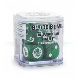Blood Bowl: Halfling set de dados