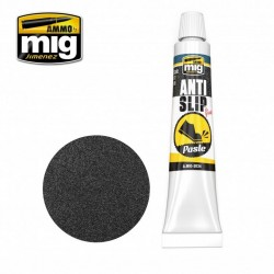 Anti-slip Paste - Antideslizante Negro para 1/72 & 1/48