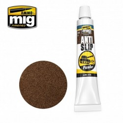 Anti-slip Paste - Marrón para 1/35