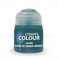 SONS OF HORUS GREEN (12ML)