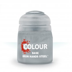 IRON HANDS STEEL (12ML)