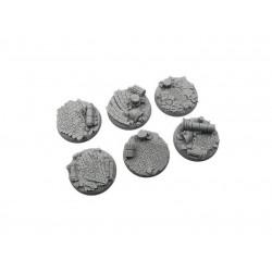 Halodyne Bases, Round 25mm (5)