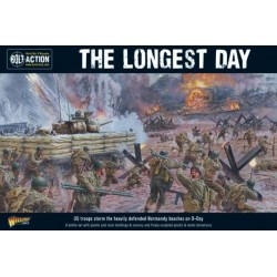 THE LONGEST DAY D-DAY BATTLE SET