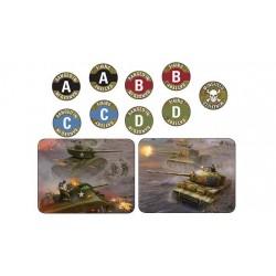Israeli Unit Cards