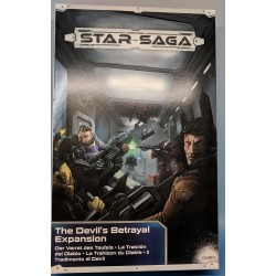 Star Saga: The Devil's Betrayal (inglés)
