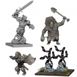 Kings Of War Vanguard: Undead Warband Set (inglés)