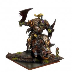 Orc Krudger on Winged Slasher