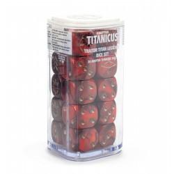 ADEPTUS TITANICUS TRAITOR LEGIONS DICE