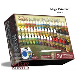 Warpaints Complete Wargamers Paint Set (Ltd Ed)