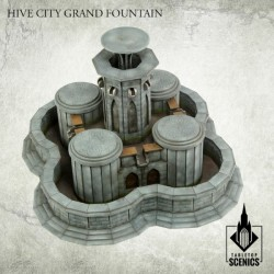 HIVE CITY GRAND FOUNTAIN
