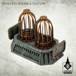 HIVE CITY PENANCE STATION