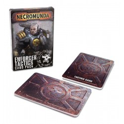 Necromunda: Enforcer Tactics Cards Pack