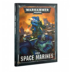 CODEX: SPACE MARINES 2019 (español)