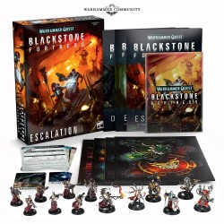 Blackstone Fortress: Escalation (español)