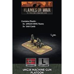 8cm Mortar Platoon (x6 Plastic)