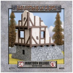 Wartorn Village - Medium Ruin