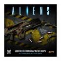 Aliens Board Game (inglés)