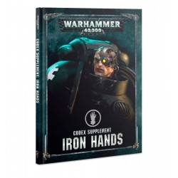 Codex Supplement: Iron Hands (español)