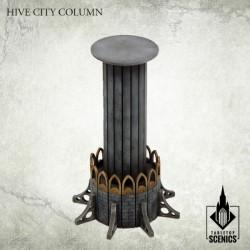 HIVE CITY COLUMN