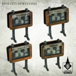 HIVE CITY NEWS STAND
