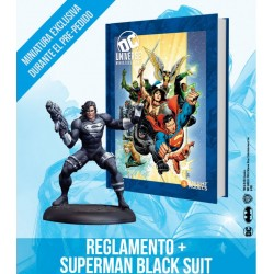 DC UNIVERSE RULEBOOK HEROES COVER