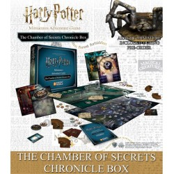 THE CHAMBER OF SECRETS CHRONICLE BOX