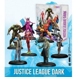 DARK JUSTICE LEAGUE BOX