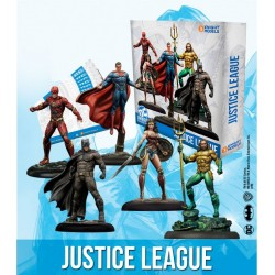 JUSTICE LEAGUE BOX