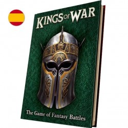 Kings of War 3ª Edición Cartas de Hechizos & Artefactos