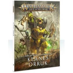 Battletome: Klanes Orruk (español)