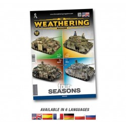 The Weathering Aircraft 14. Night Colors (castellano)