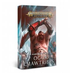 WARSCROLL CARDS: OGOR MAWTRIBES (Español)