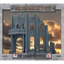 Gothic Battlefields - Grand Vestibule (x1) 30mm
