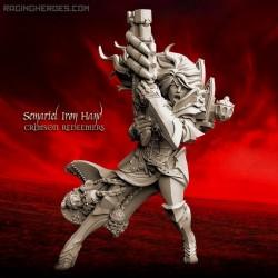 Irsatis the Blaze, Crimson Troop