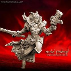 Theriel the Zealous, Crimson Troop