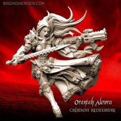 Anthea the Just, Crimson CG