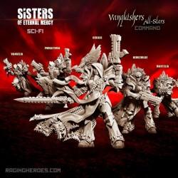 Vanquishers All-Stars - Troop
