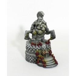 Estatua enana matador