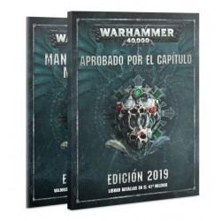 WH40K: Aprobado por el Capítulo 2019 (español)