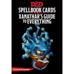 D&D Spellbook Cards: Martial Deck (61 Cards)