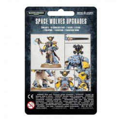 Pack de mejoras Space Wolves